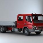 רישיון למשאית עד 12 טון